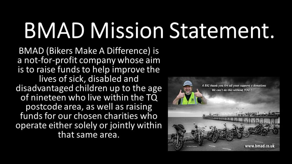 BMAD Mission Statement
