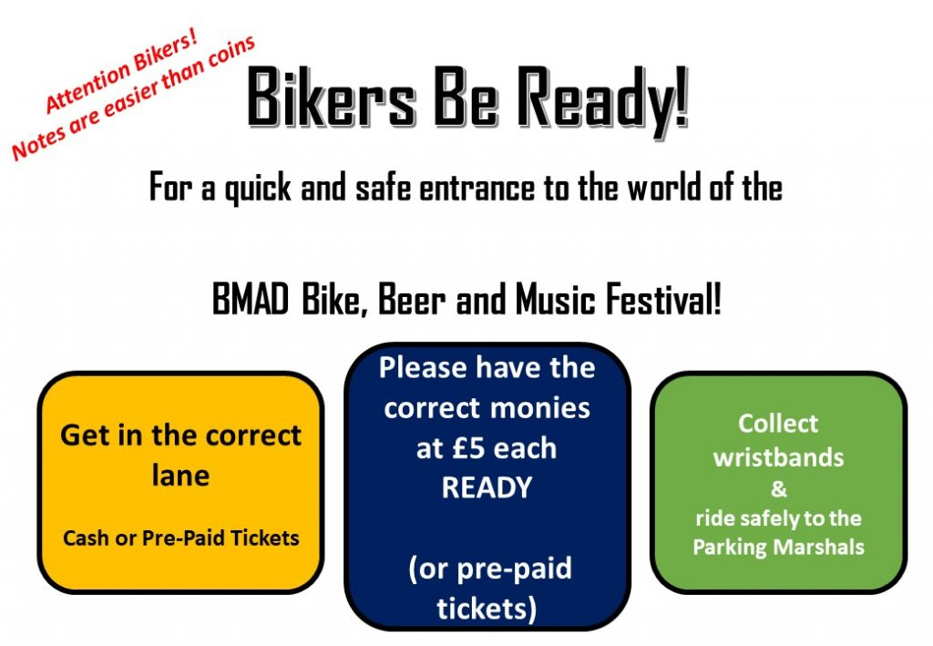 Bikers Be Ready